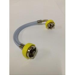 Flexible VIDE  1 m. pour fluides médicaux basse pression.