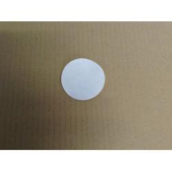 Membrane filtrante pour filtre pour bocal de sécurité