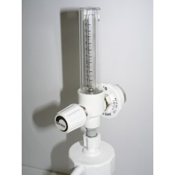 FLOWMETER O2 CONNECTOR AFNOR or DIN or BSI